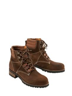 Hundertmeilen-Boot supreme brown Detail 1