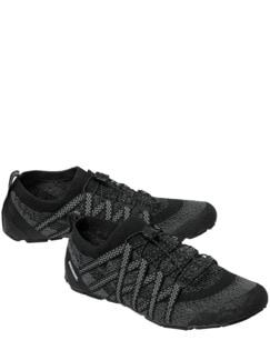 Barfuß-Schuh Pure Freedom schwarz Detail 1