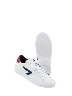 Sneaker HOOK Z wimbledon-weiß Detail 1