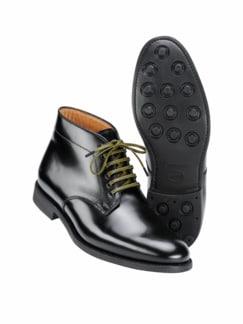 Empire Boot schwarz Detail 1