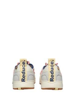 Sneaker Reduce weiß Detail 4
