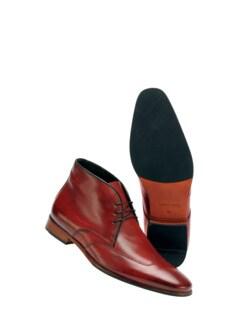 Diabolo Chukka Boot rotbraun Detail 3