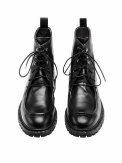 Joker Boot schwarz Detail 3