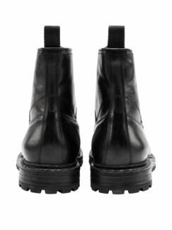 Joker Boot schwarz Detail 4