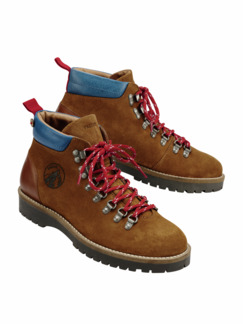 Boot Hawthorn braun Detail 4
