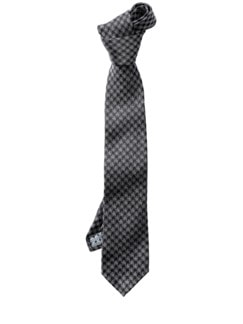 Houndstooth-Krawatte