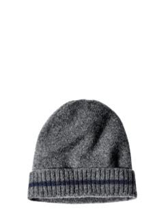 Feltlike-Mütze grau Detail 1