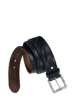 Strapazen-Gürtel schwarz Detail 1