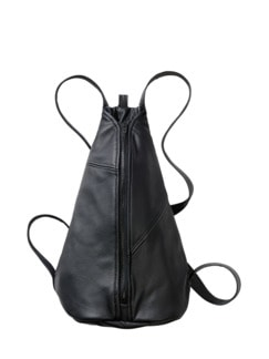 Globe Hope Backpack schwarz Detail 1