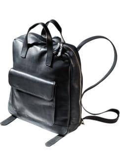 Variationen-Tasche schwarz Detail 1