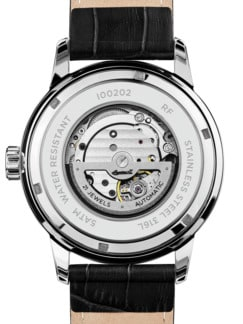 Ingersoll Uhr The Regent schwarz Detail 2
