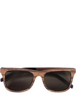 Holzsonnenbrille Justus holz Detail 1