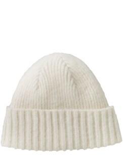 Hard Working Hat eisbärweiß Detail 1