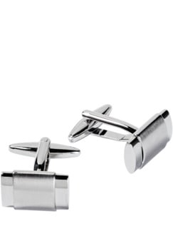 Loved Cufflinks silber Detail 1