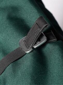 Urban Backpack grau/oliv Detail 3