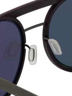 Alley-Oop Sonnenbrille bordeaux Detail 4