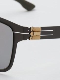 Sonnenbrille Hasenheide grau Detail 3