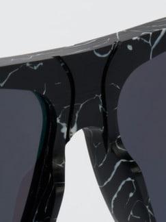 Sonnenbrille Power Law schwarz Detail 4