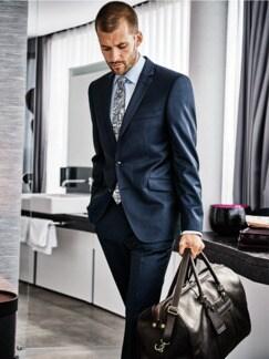 Stilbruch-Anzug