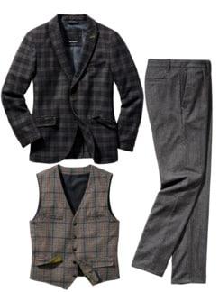 Split-Suit