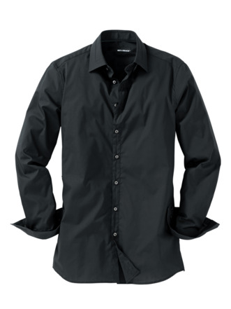 Future-Shirt schwarz Detail 1