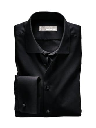 Sophisticated-Shirt schwarz Detail 1