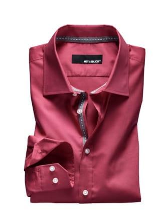 Dynamic-Shirt Ribbon waldbeere Detail 1
