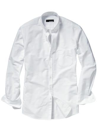 Oxford-Shirt Vol. 2 weiß Detail 1