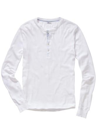 Revival-Shirt weiß Detail 1