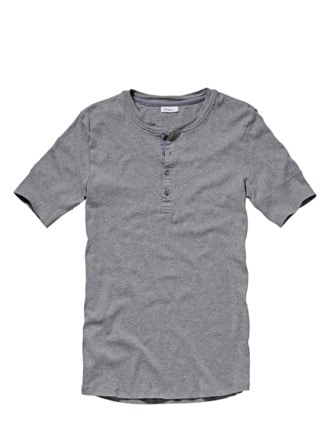 Revival-T-Shirt grau Detail 1