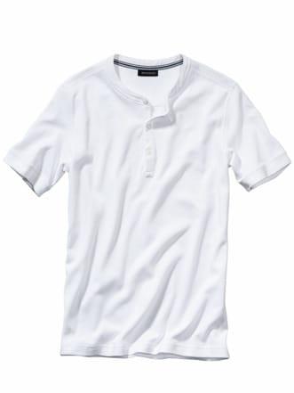 Goldrausch-Shirt weiß Detail 1
