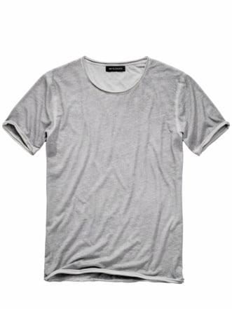 Abenteuer-Shirt grau Detail 1