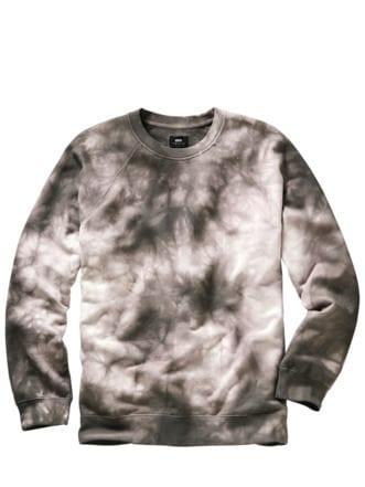 Patchouli-Sweater frostgrau Detail 1