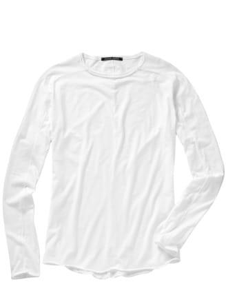 Shirt Fj36onn weiß Detail 1