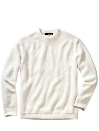 Kein-Mumpitz-Pullover wollweiß Detail 1