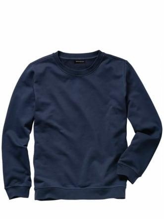 Masterpiece-Sweatshirt navy Detail 1