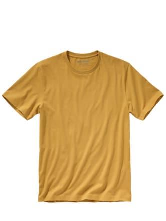 Benchmark-Color-Shirt safran Detail 1