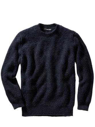 Amigo-Pullover navy Detail 1