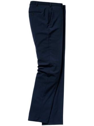 Blue Dynamic-Anzughose italienischblau Detail 1