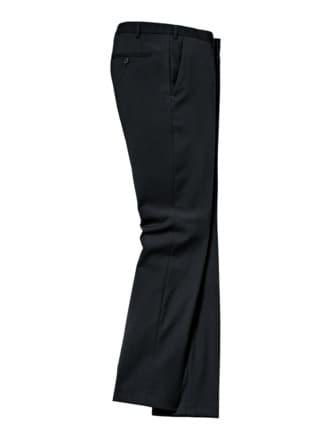 Black Dynamic-Anzughose schwarz Detail 1