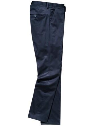 Signature-Anzughose Midnight dunkelblau Detail 1