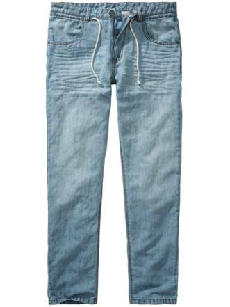 Ibiza-Jeans hellblau Detail 1