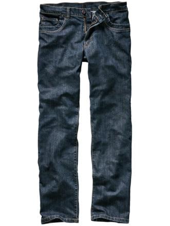 T400-Jeans blau Detail 1