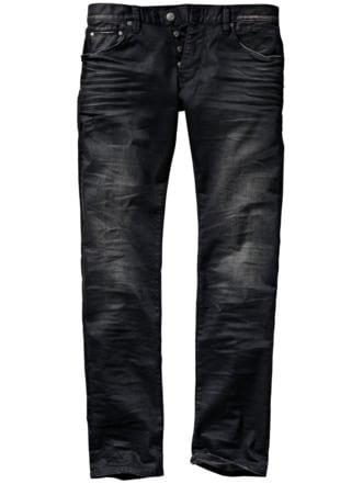 On Stage-Jeans black Detail 1