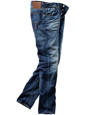 Herrlicher Trade Jeans ganzjahresblau Detail 1