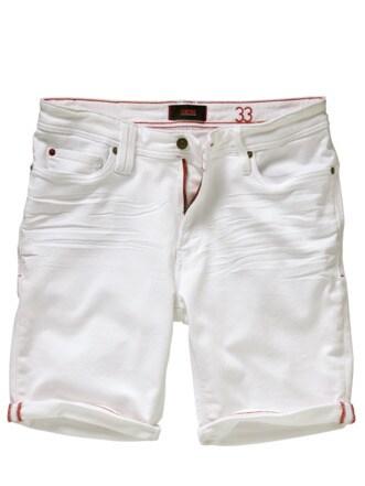 Shorts Cipice weiß Detail 1