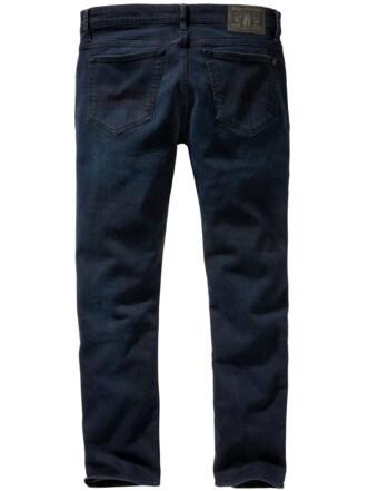 Jeans Johnny dark blue Detail 1