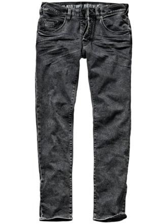 Jeans Trade ivory black Detail 1