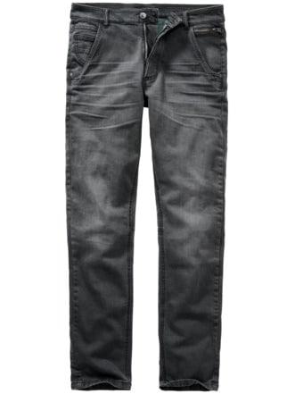 Die etwas andere Jeans rauchgrau Detail 1