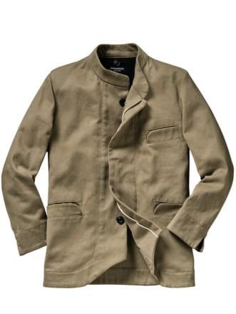 Heritage Jacket schilf Detail 1